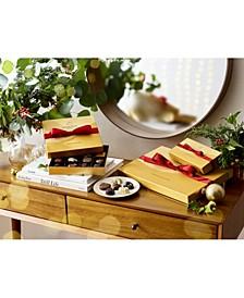 Chocolates  Holiday Ballotin Collection