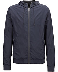 BOSS Men's Reversible Full-Zip Jacket