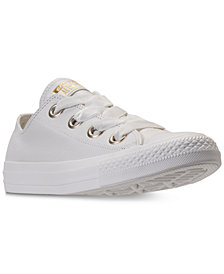 Converse Women's Chuck Taylor Big Eyelets Ox Casual Sneakers from Finish Line