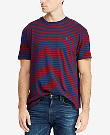Polo Ralph Lauren Men's Big & Tall Classic Fit Cotton T-Shirt