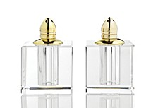 Vitality Gold Salt  & Pepper Shaker Pair