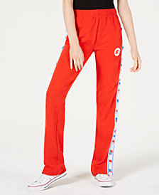 Starter Graphic Side-Snap Track Pants