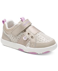 Hush Puppies Toddler Girls Buddy Sneakers