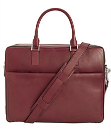 Cole Haan Men's Hamilton Grand Leather Attaché Case