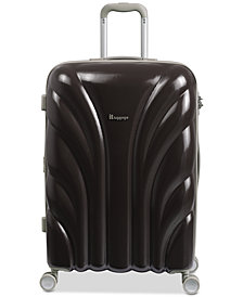 "it Luggage Cascade 28"" Expandable Spinner Suitcase"