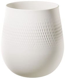 Villeroy & Boch White Carre Vase NO.1