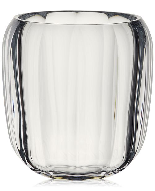 Villeroy Boch Clear Hurricane Lamp Large Vase Bowls Vases Macys