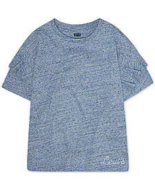 Levi's® Little Girls Cotton T-Shirt