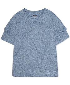 Levi's® Little Girls Cotton T-Shirt