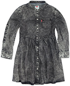 Levi's® Little Girls Darcy Denim Dress