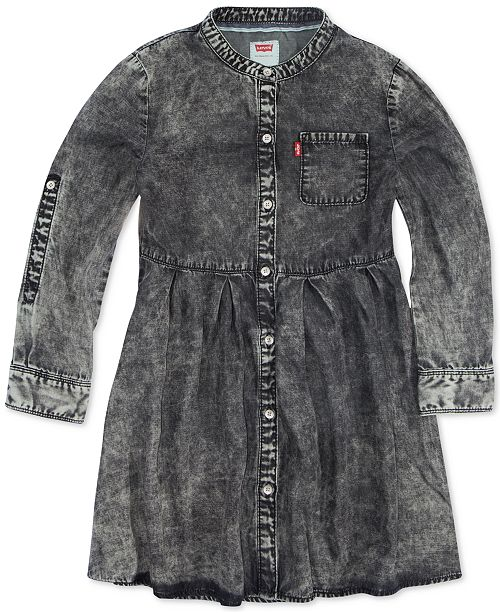 Levi's Little Girls Darcy Denim Dress