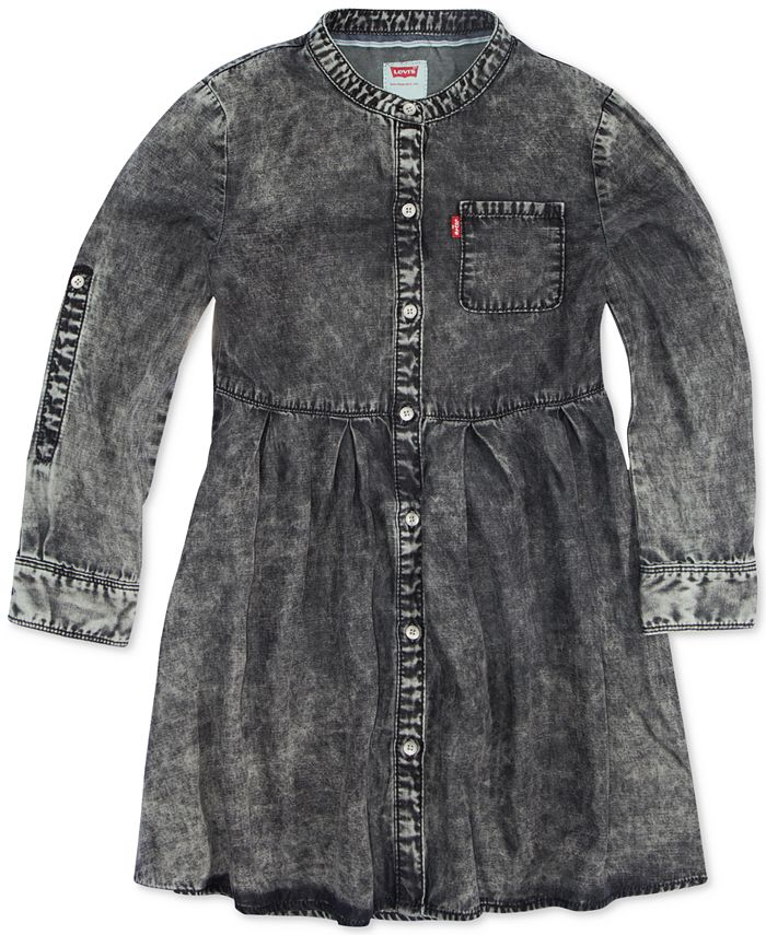 Levi's - Little Girls Darcy Denim Dress