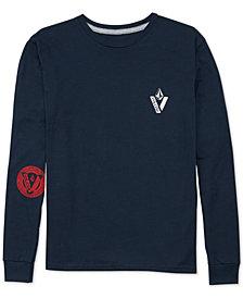 Volcom Big Boys Graphic Cotton Shirt