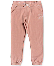 Roxy Little Girls Jogger Pants