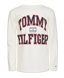 Tommy Hilfiger Toddler Boys Varsity Logo Shirt