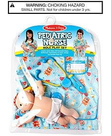 Melissa & Doug Pediatric Nurse Role Play Set