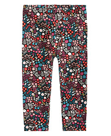 First Impressions Toddler Girls Floral-Print Leggings, Created for Macy's
