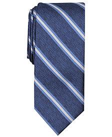 Tallia Men's Beldon Stripe Slim Tie