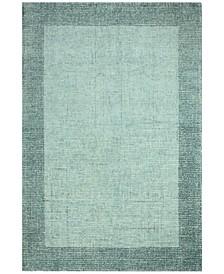 """Area Rug, Frame FR1 5'6"""" x 8'6"""", Created for Macy's"""