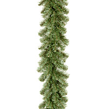 "National Tree Company 9' x 10"" Kincaid Spruce Garland"