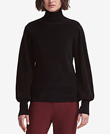 DKNY Turtleneck Sweater, Created for Macy's
