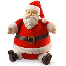 "National Tree 13"" Sitting Santa"