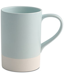 Thirstystone Misty Blue 16 Ounce Ceramic Mug