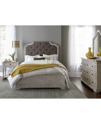 Closeout! Hadley King Bed, Created for Macy's