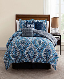 Callais 7 Pc Queen Comforter Set