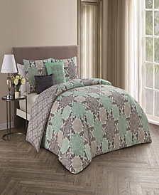 Greer 5-Pc. Comforter Sets