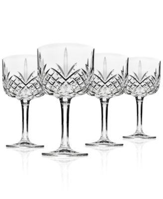 Dublin 4-Pc. Gin & Tonic Glass Set