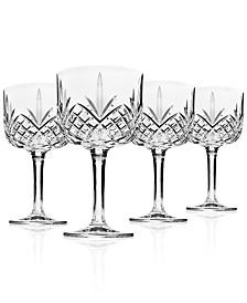 Godinger Dublin 4-Pc. Gin & Tonic Glass Set