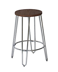 Quinn Round Counter Stool