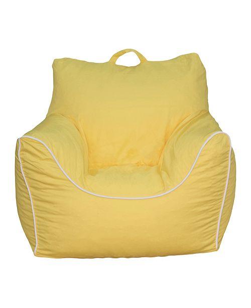 Surprising Bean Bag Easy Chair Machost Co Dining Chair Design Ideas Machostcouk