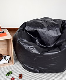 Acessentials Vinyl Bean Bag Chair