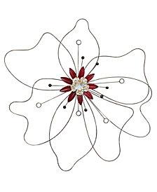 Outlined Flower
