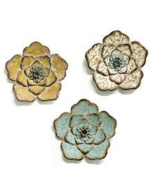 3 Rustic Flower