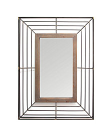 Stratton Home Decor Audrey Wall Mirror