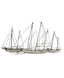 Silver gr sailboat