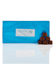 Frango Chocolates 45-Pc. Holiday Wrapped Sea Salt Caramel Box of Chocolates