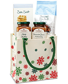 Stonewall Kitchen Snack Tote Gift Set