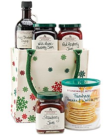 Deluxe Breakfast Tote Gift Set