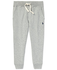 Polo Ralph Lauren Little Boys Fleece Jogger Pants