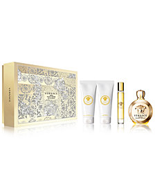 Versace 4-Pc. Eros Pour Femme Gift Set, A $197 Value