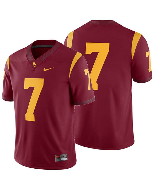 Nike Men's USC Trojans Football Replica Game Jersey