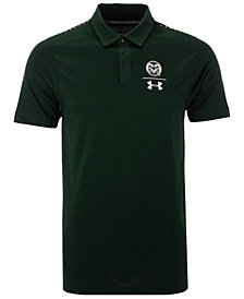 Under Armour Men's Colorado State Rams Pinnacle Polo
