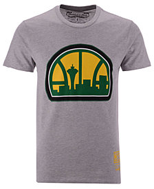 Mitchell & Ness Men's Seattle SuperSonics Zigzag T-Shirt