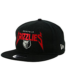 New Era Memphis Grizzlies 90s Throwback Groupie 9FIFTY Snapback Cap