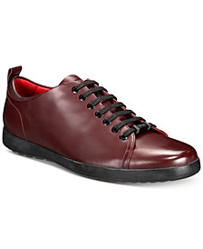 Hugo Boss Men's Flat City Lace-Up Sneakers