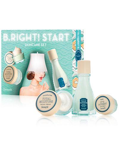 Benefit Cosmetics 3-Pc. B.right! Start Skincare Set